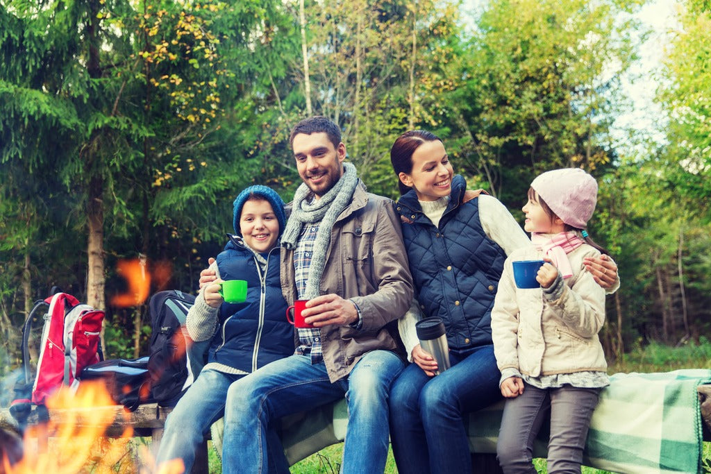 RiiRoo's Quick Guide To Camping With Your Kids
