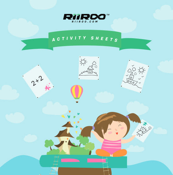 RiiRoo Activity Sheets