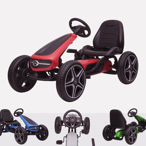 2020 Mercedes Go Kart - Licensed
