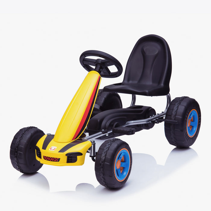 My 2nd Pedal Go Kart