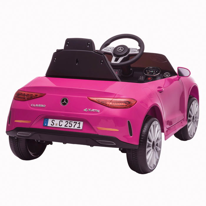 Kids-Electric-Ride-on-Mercedes-CLS-350-AMG-Electric-Ride-On-Car-with-Parental-Remote-Main-Rear-Pink.jpg