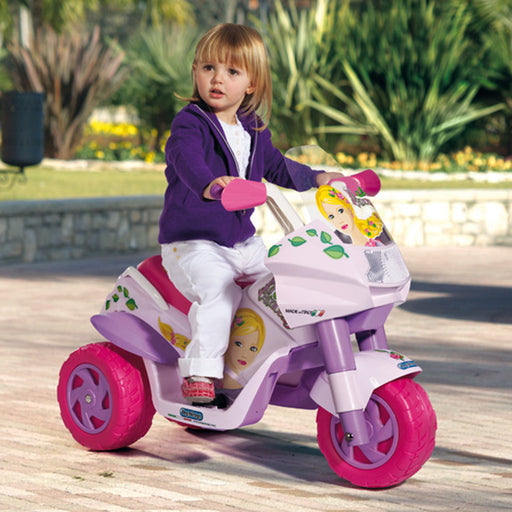 Peg Perego Raider Princess  - Pink