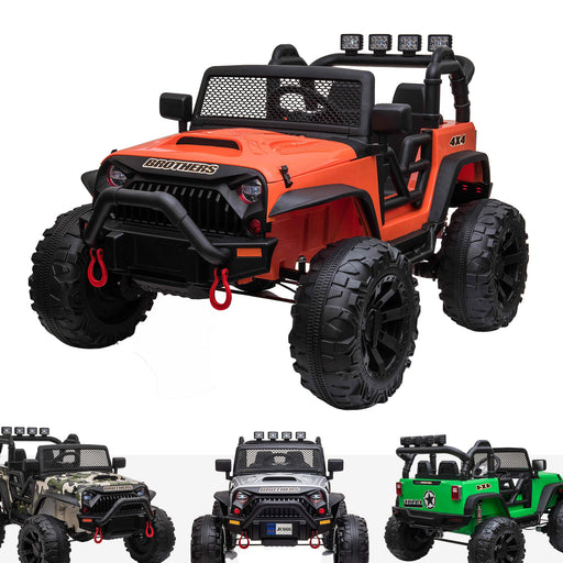 kids-24v-jeep-wrangler-style-off-road-electric-ride-on-car-Orange.jpg