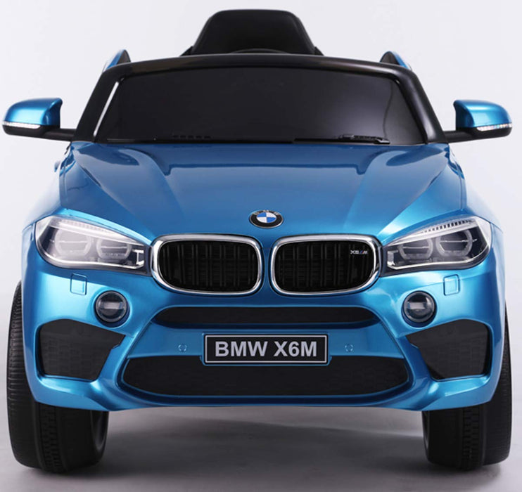 61ktkhyziql bmw x6m ride on car electric for kids 12v battery powered led lights music 1