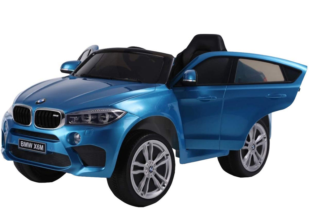 61 jxydi4fl bmw x6m ride on car electric for kids 12v battery powered led lights music 1