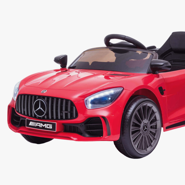 Kids-12-V-Mercedes-AMG-GTR-Electric-Ride-On-Car-with-Parental-Remote-Wheels-Main-Front-Close-Up-Red.jpg