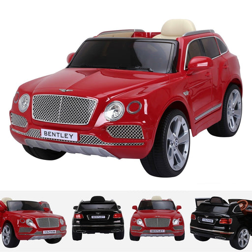 Bentley Bentayga SUV - Red