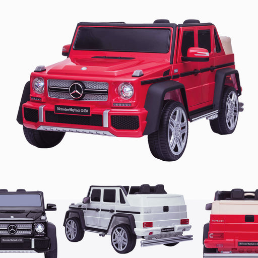 2020 Mercedes G650 Maybach Mini - Licensed