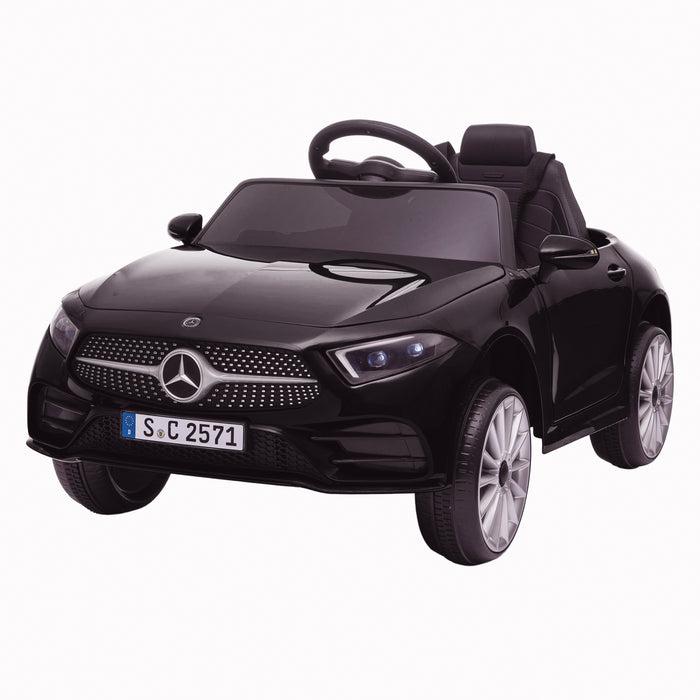 Kids-Electric-Ride-on-Mercedes-CLS-350-AMG-Electric-Ride-On-Car-with-Parental-Remote-Main-Perspective-Front-Left-Black.jpg