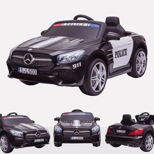 2020 Mercedes SL500 - Licensed Police Edition