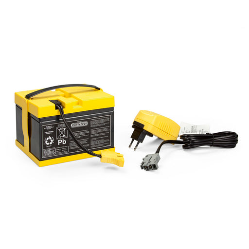 Peg Perego 24V - 12AH Battery  - Yellow