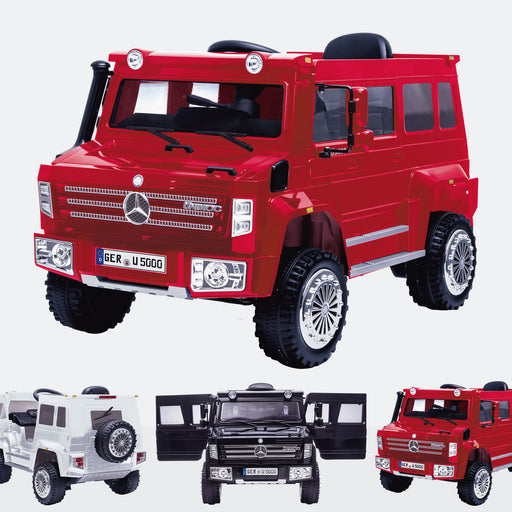 2020 Mercedes Unimog U500 - Licensed