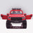 kids 12v electric ford ranger raptor f150 battery operated ride on car with parental remote control front doors open red wildtrak 2wd