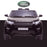 kids 12v electric land rover discovery 2019 battery operated kids ride on car jeep with parental remote control black front hse sport in