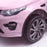 kids 12v electric land rover discovery 2019 battery operated kids ride on car jeep with parental remote control wheels close up pink hse sport in