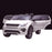 kids 12v electric land rover discovery 2019 battery operated kids ride on car jeep with parental remote control white doors open hse sport in