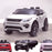 kids 12v electric land rover discovery 2019 battery operated kids ride on car jeep with parental remote control white opt hse sport in