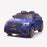 kids 12v electric mercedes glc 63s coupe battery car jeep pick up battery operated ride on car with parental remote control front perspective blue benz amg licensed 2wd