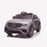kids 12v electric mercedes glc 63s coupe battery car jeep pick up battery operated ride on car with parental remote control front perspective gray benz amg licensed 2wd