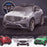 kids 12v electric mercedes glc 63s coupe battery car jeep pick up battery operated ride on car with parental remote control gray benz amg licensed 2wd painted grey