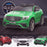 kids 12v electric mercedes glc 63s coupe battery car jeep pick up battery operated ride on car with parental remote control green Green benz amg licensed 2wd
