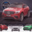 kids 12v electric mercedes glc 63s coupe battery car jeep pick up battery operated ride on car with parental remote control red Painted Red benz amg licensed 2wd