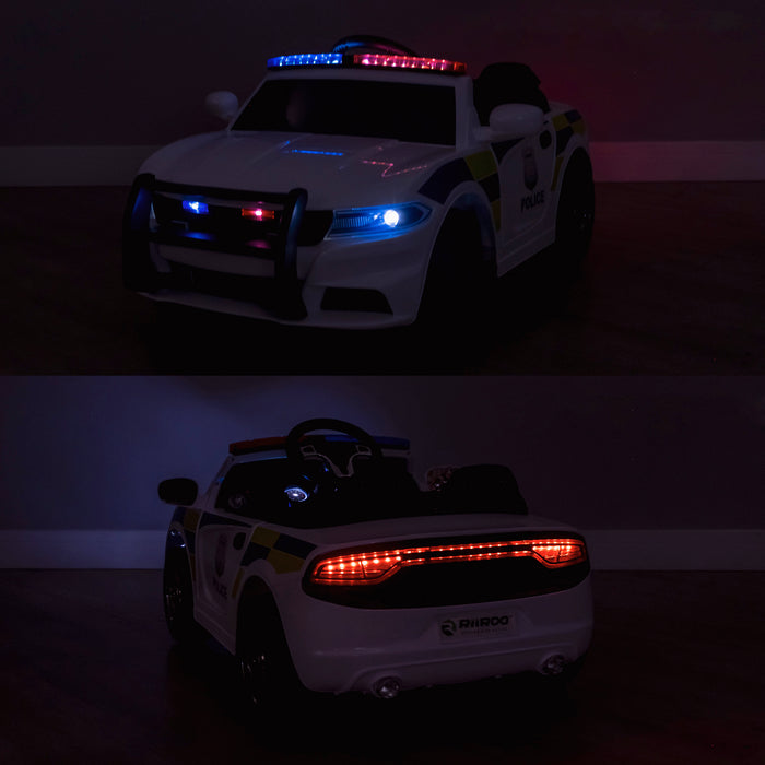RiiRoo Police Pursuit