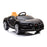 kids bugatti chiron licensed electric ride on car black 1 buggati 12v 2wd