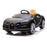 kids bugatti chiron licensed electric ride on car black 2 buggati 12v 2wd