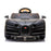 kids bugatti chiron licensed electric ride on car black 3 buggati 12v 2wd