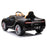 kids bugatti chiron licensed electric ride on car black 6 buggati 12v 2wd