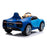 kids bugatti chiron licensed electric ride on car blue 2 buggati 12v 2wd white