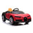 kids bugatti chiron licensed electric ride on car red 1 buggati 12v 2wd black