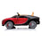 kids bugatti chiron licensed electric ride on car red 5 buggati 12v 2wd black