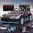 kids bugatti divo licensed ride on electric car supercar with parental remote control main promo black buggati 12v 2wd painted black