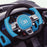 kids bugatti divo licensed ride on electric car supercar with parental remote control steering close up 12v