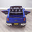kids electric ride on car ford ranger wildtrak style battery operated pick up truck car jeep with parental remote control 12v v2 rear 3 blue wildtrack