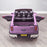 kids electric ride on car ford ranger wildtrak style battery operated pick up truck car jeep with parental remote control 12v v2 rear 3 pink in 2wd