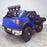 kids electric ride on car ford ranger wildtrak style battery operated pick up truck car jeep with parental remote control 12v v2 rear persp doors open blue wildtrack