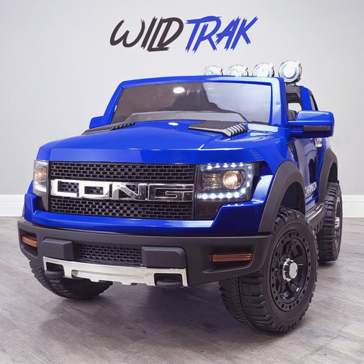 kids electric ride on car ford ranger wildtrak style battery operated pick up truck car jeep with parental remote control 12v v2 wildtrak blue wildtrack 2wd