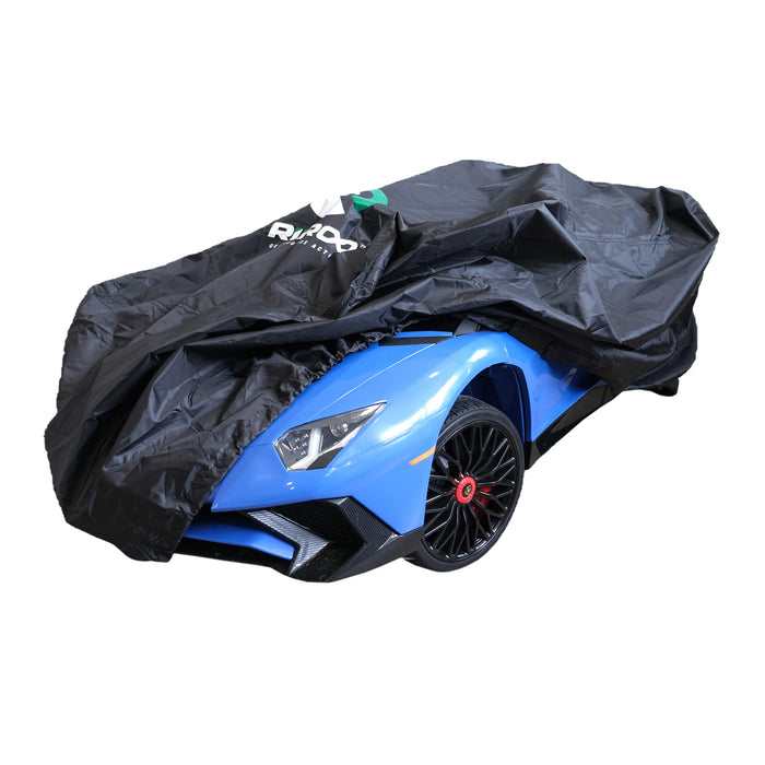kids electric ride on cars rain dust cover riiroo car motorbike quad and cover