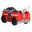 kids fire engine truck electric ride on car truck 2 riiroo 6v