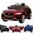 kids jaguar f pace licensed electric battery ride on car jeep with parental remote control power wheels red red