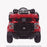 kids jeep wangler style 12 electric ride on car with parental remote 2 rear direct wrangler suv battery 12v music