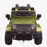 kids jeep wangler style 12 electric ride on car with parental remote front direct shot wrangler suv battery 12v music