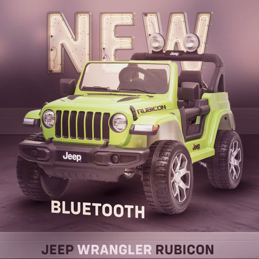 kids jeep wrangler rubicon ride on car jeep new in stock licensed 12v 2wd painted orange