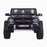 kids mercedes g650 electric ride on car battery parental remote control car 24v black 4 licensed benz maybach 2 seater 4wd jeep