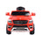 kids mercedes ml350 licensed electric ride on car red 2 4matic 12v 2wd