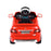 kids mercedes ml350 licensed electric ride on car red 3 4matic 12v 2wd