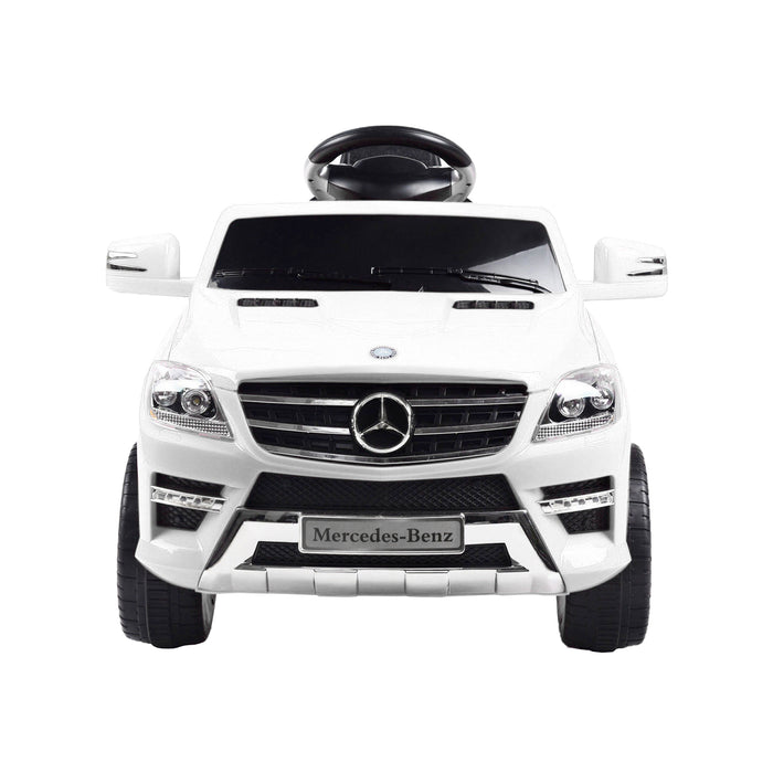 Mercedes ML350 4Matic Licensed Ride on Car - 12V 2WD